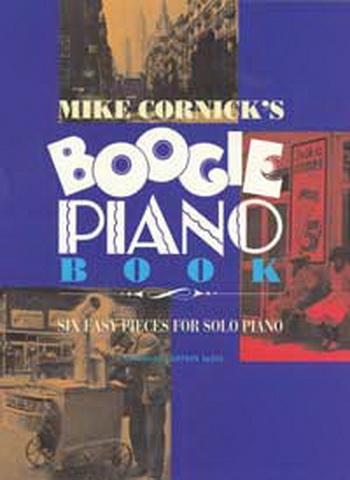 Boogie Piano Book: Piano