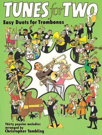 Tunes For Two Easy Duets For Trombone