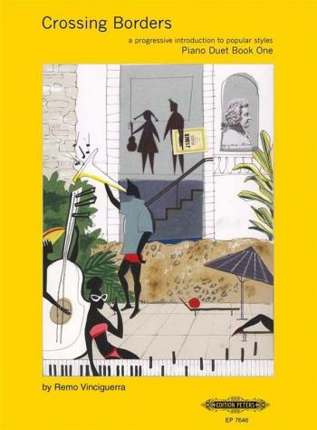 Crossing Borders Book 1: Piano Duet