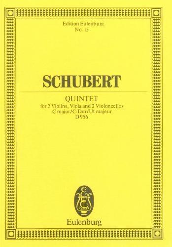 String Quintet : C Major: D956: Miniature Score