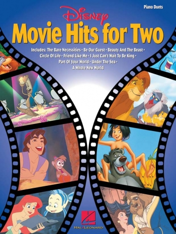 Disney Movie Hits For Two