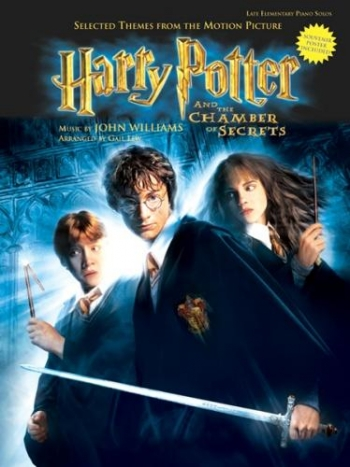 Harry Potter And The Chamber Of Secrets: Late Elementary Piano: Film Selections