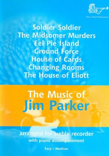 Music Of Jim Parker: Treble Recorder (Brasswind)