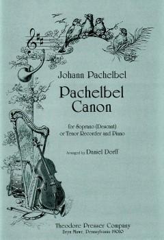 Canon Descant Or Tenor Recorder
