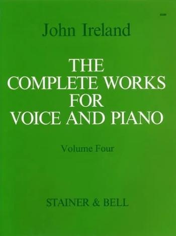 Complete Works For Voice: Vol 4: Medium Voice