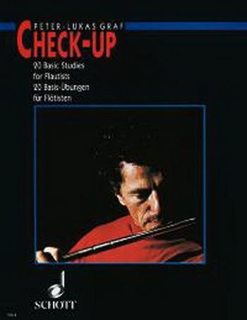 Check Up 20 Basic Studies: Flute