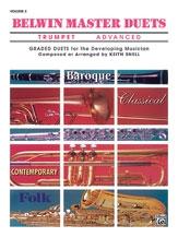 Belwin Master Duets Vol.2 Trumpet Duets Advanced