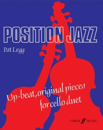 Position Jazz: Cello Duet (Legg)(Faber)