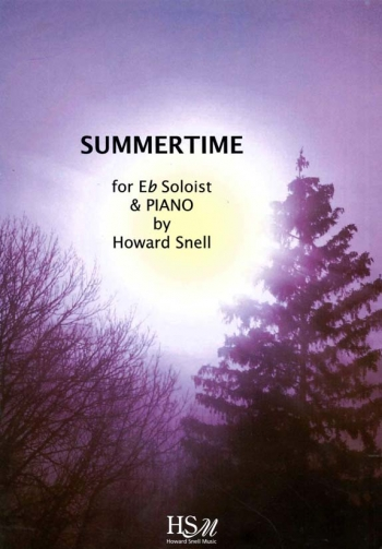 Summertime: Tenor Horn and Piano (Hopkinson)