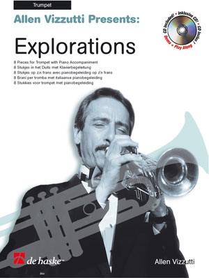 Explorations: Trumpet: Book & Cd