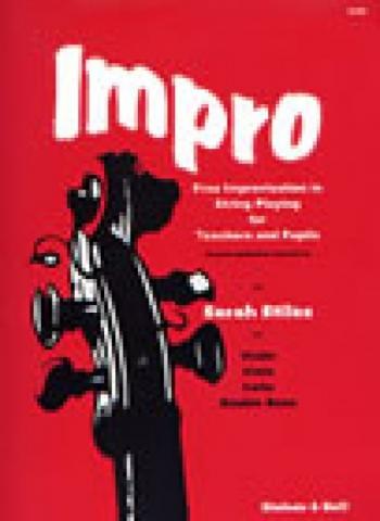 Impro Free Improvisation In String Teaching