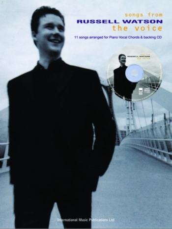 Russell Watson: The Voice: Piano Vocal Guitar