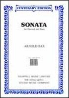 Clarinet Sonata Clarinet & Piano