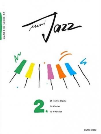 Mini Jazz: Book 2: Duets