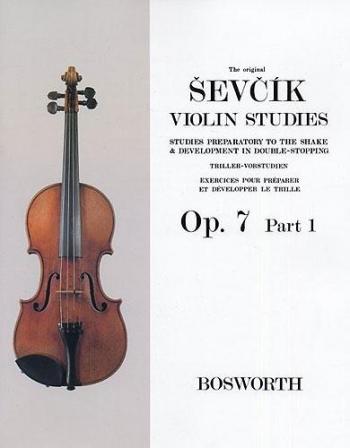 The Original Sevcik Violin Studies Op.7 Part 1 (Bosworth)