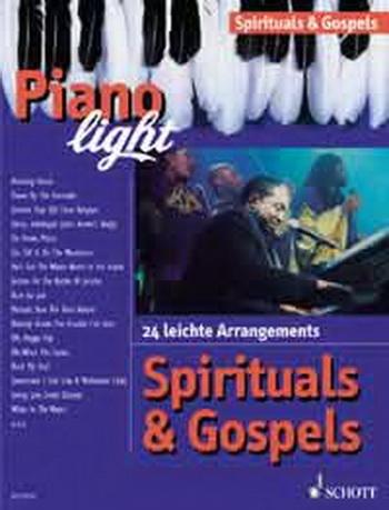 Piano Light Spirituals and Gospels