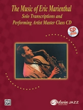 Music Of Eric Marienthal: Alto Sax: Bk&cd