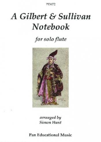Gilbert and Sullivan Notebook: Flute Solo