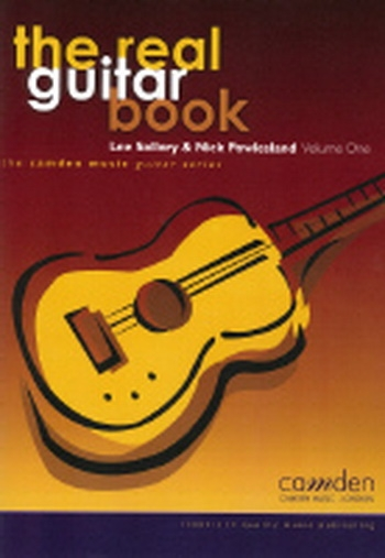 Real Guitar Book: Vol 1 (sollory & Powlesland)