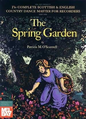Spring Garden: Descant Recorder Solo