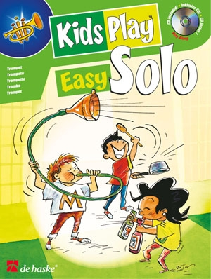 Kids Play Easy Solo: Trumpet: Book & CD