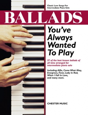 Ballads Youve Always Wanted To Play