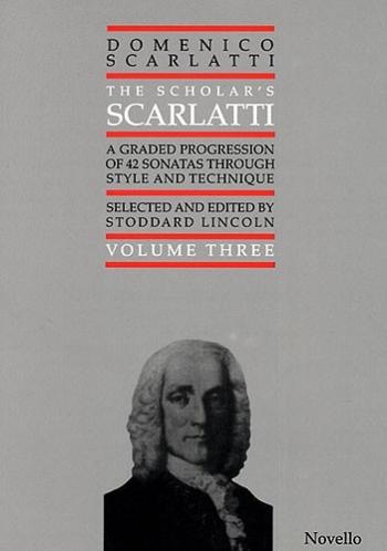 Scholars Scarlatti: Vol 3: Piano (Novello)