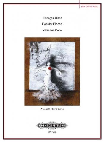 Popular Pieces: Violin & Piano (Peters)