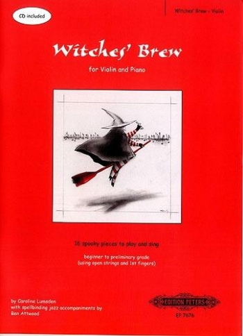 Witches Brew: Violin