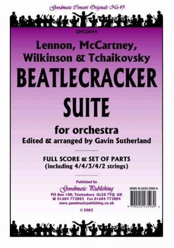 Orchestra: Lennon Mccartney Tchaikovsky Beatlecracker Suite Orchestra Score And Parts (sutherland)