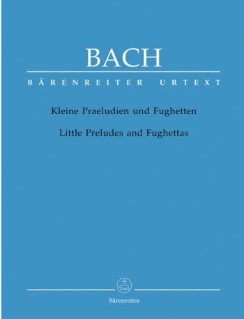 Little Preludes And Fughettas: Piano  (Barenreiter)