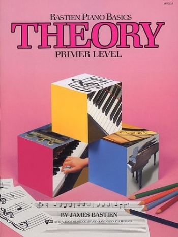 Bastien Primer: Piano Basics: Theory