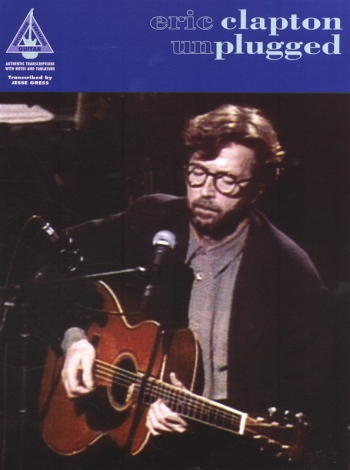 Eric Clapton: Unplugged  Recorded Version: Guitar