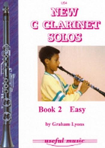 C Clarinet: New C Clarinet Solos: 2