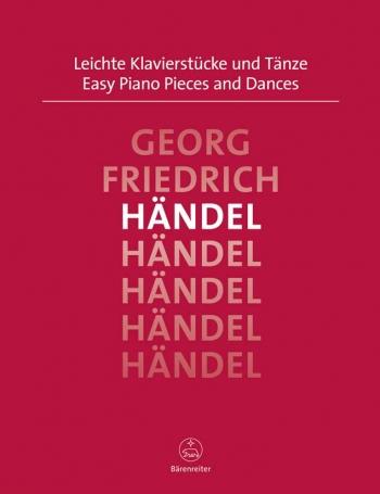 Easy Piano Pieces And Dances: Piano  (Barenreiter)