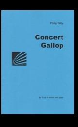 Concert Gallop: Euphonium