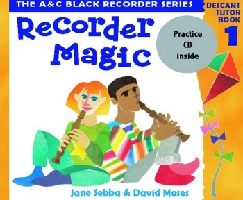 Recorder Magic Book 1: Tutor: Book & Cd (sebba)