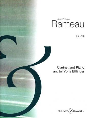 Suite: Clarinet & Piano (B&H)