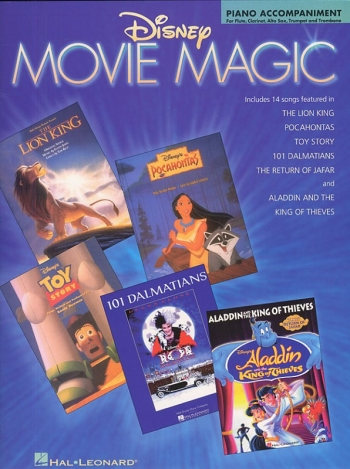 Disney Movie Magic: Piano Accompaniment