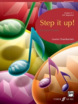 Step It Up: 0-1: Piano