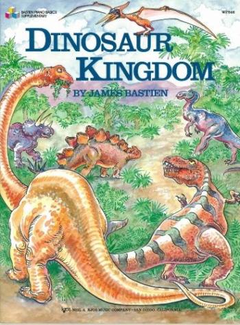 Bastien Dinosaur Kingdom: Levels 2-3