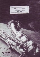 All Because Of You: Alto Saxophone Or Tenor Saxophone and Piano