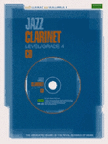 ABRSM Jazz Clarinet Tunes: Level: Grade 4: Cd Only