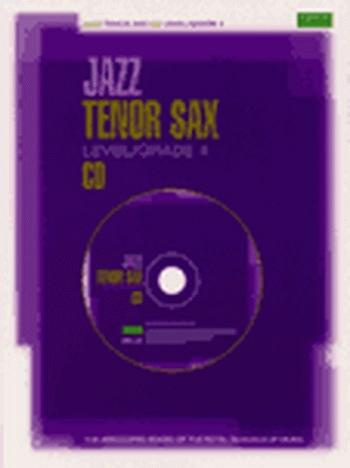 ABRSM Jazz Tenor Saxophone: Level/Grade 4: Cd Only