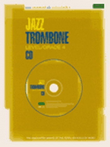 ABRSM Jazz Trombone: Level/Grade 4: Cd Only