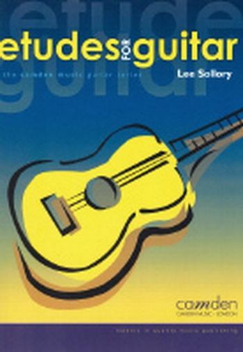 Etudes For Guitar: Guitar
