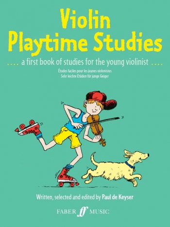 Violin Playtime Studies: Violin: Solo (Keyser)