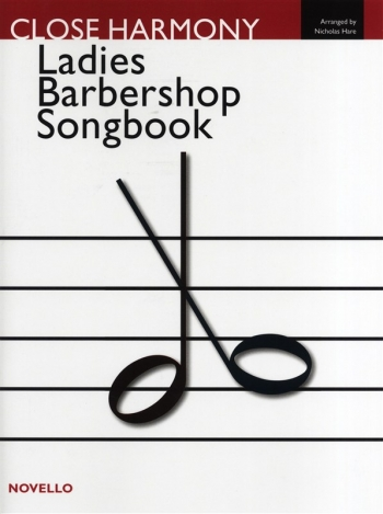 Novell: Ladies Barbershop Songbook: Vocal SSAA