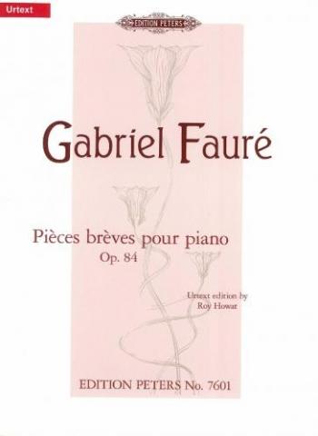 Pieces Breves: Op84: Piano (Peters)