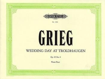 Wedding Day At Troldhaugen: Op65No.6
